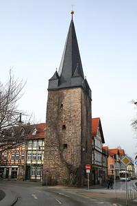 Wernigerode Altstadt - 02/03/17.