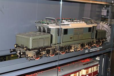 'Modellarium', DB museum, Nürnberg - 03/01/17.