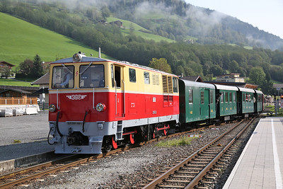 German & Austrian Railways, 8th-11th September 2017