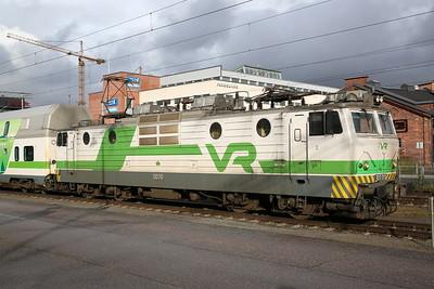 VR Sr1 3070, Tampere, standby set - 04/10/17