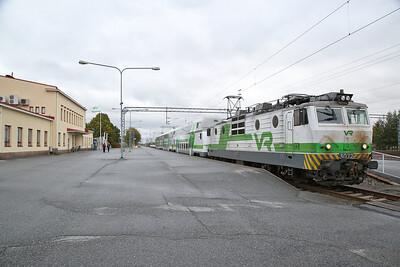 VR Sr1 3072, Pori, IC465 12.15 ex Tampere - 04/10/17