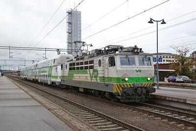 VR Sr1 3108, Tampere, IC471 18.15 to Pori - 04/10/17