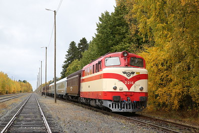 Finnish Railways, 4th-8th October 2017