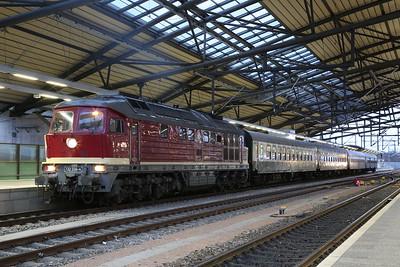 German Railways, 9th-13th Decenber 2017