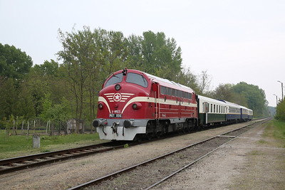 MNOS M61.006, Süttö, 13102 PTG 'The Great Hungarian Track Bash' Day 1 - 27/04/17.