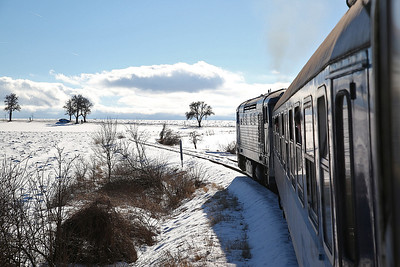Czech, Austrian, German & Swiss Railways, 3rd-12th February 2017