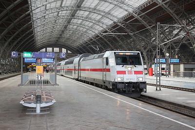 DB 146563, Leipzig Hbf, IC2048 10.39 to Köln - 03/02/17.