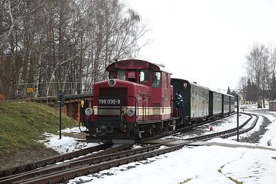 DBG 199030, Glossen bei Oschatz, DBG104 13.11 ex Oschatz - 03/02/17.