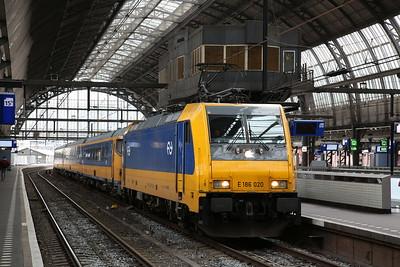NS 186020, Amsterdam C.S., IC1034 11.49 to Rotterdam - 19/03/17.