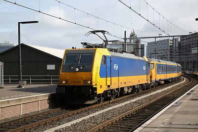 Dutch Railways, 19th March 2017