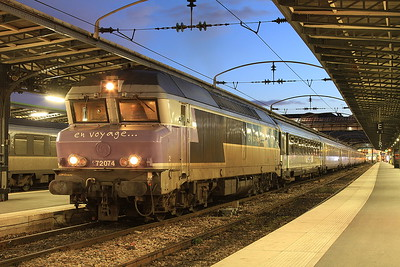 French Railways - 27th-29th January 2017