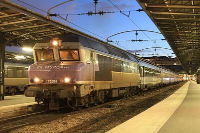 French Railways - 27th-29th January 2017