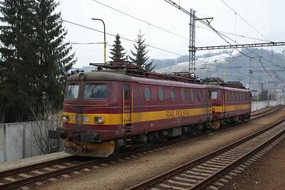 RAIL POLSKA 140059 & 140097, Skalité - 03/02/18