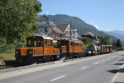 German, Austrian, Swiss & French Railways - 5th-9th September 2018