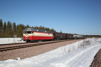 Finnish Railways, 19th-24th April 2018
