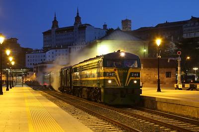 Spanish Railways, 26th-28th January 2019