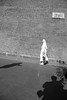 CS7O0173 From The Hip Vatican Nun Rome May 2014 BW