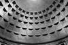 2CS7O0155 Pantheon Rome 2014 BW