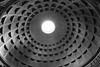 2CS7O0152 Pantheon Rome 2014 BW