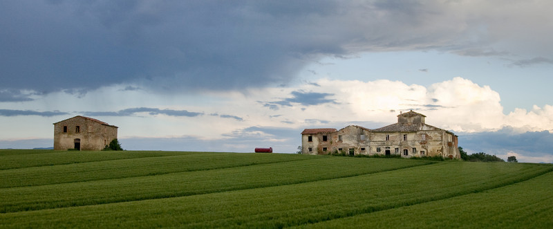 <font size=+2>Tuscan Countryside</font>  Tuscany, Italy <font size=-1>(5-04314)</font>