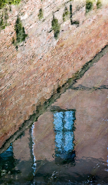 <font size=+2>Reflection</font>  Padua, Italy <font size=-1>(5-02226)</font>