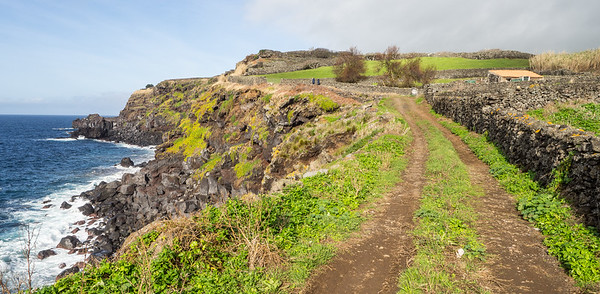 Southern coast, Terceira