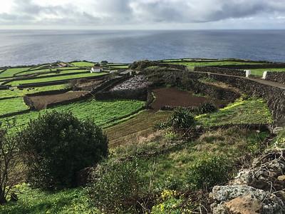 Southern coast of Terceira