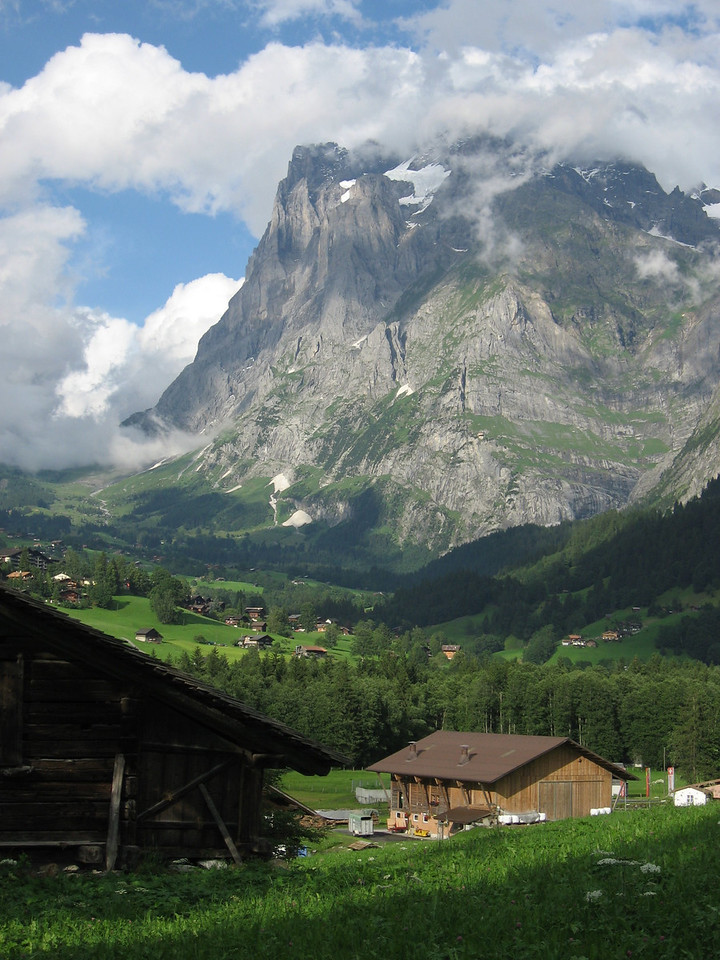 Grindewald, Switzerland