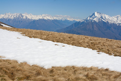 Near Mt. Bregano, Lake Como, Italy