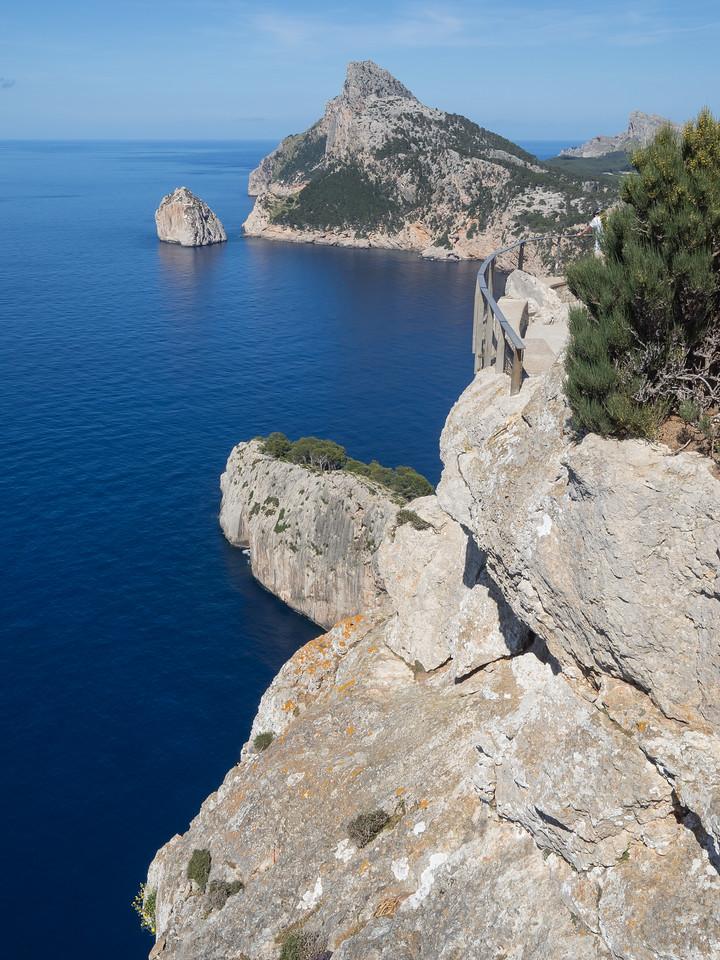 Mirador Es Colomer, Cap de Formentor