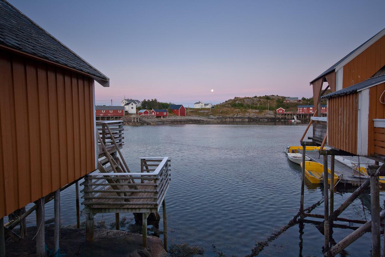 Sakrisoy Rorbuer, Lofoten Islands, Norway