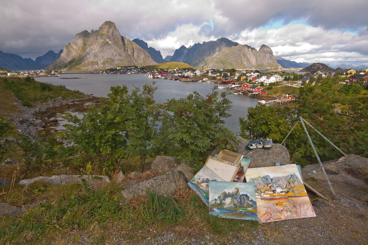 Reine, Lofoten Islands, Norway