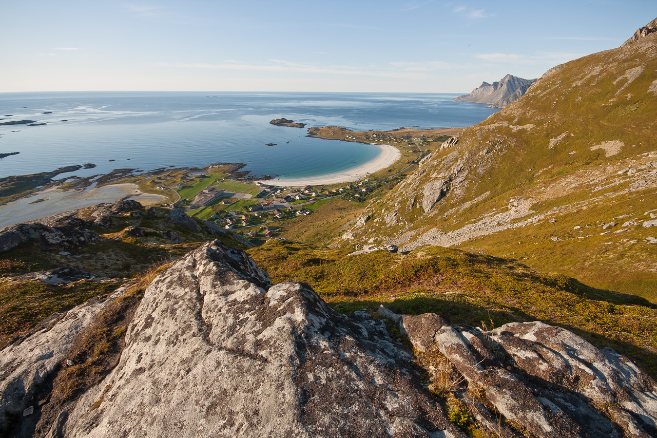 Ramsted, Lofoten Islands, Norway