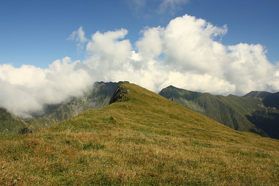 Transfagares Mountains, Romania