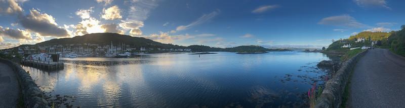 Tarbert, Kintyre Peninsula