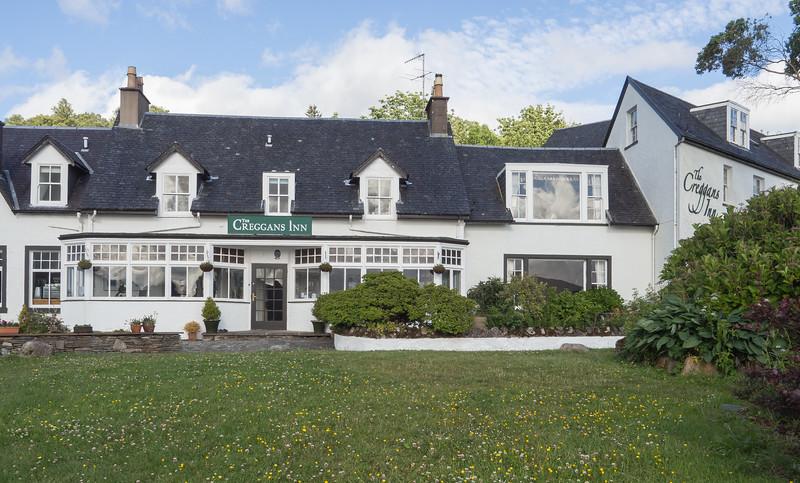 The Creggans Inn, Strachur