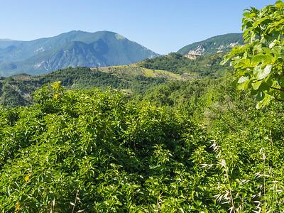 Tenuta Testarossa (near the Parco Nazionale del Gran Sasso e Monti della Laga)