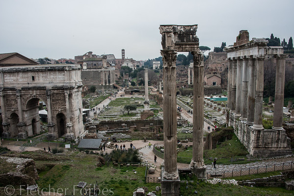 IN AD 200, Rome contained over one million people.