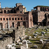 Trajan's markets, early 2nd century AD.