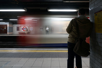 Euston Square Station