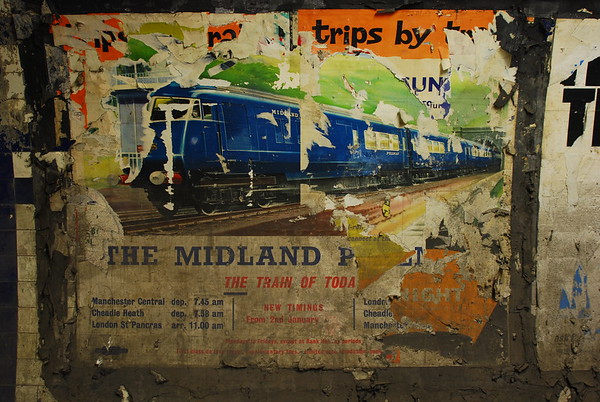 The Midland Pulman..I remember this train being available by Hornby for kids train sets.