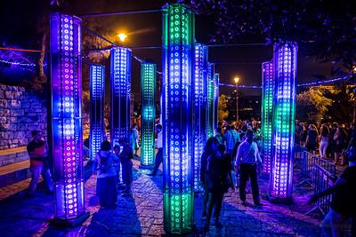 Jerusalem Light Festival 2017