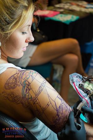 NAZ Tattoo Festival 2014