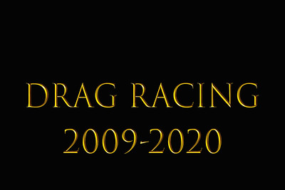 Drag Racing 2009-2020 Cover