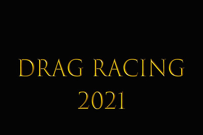 Drag Racing 2021 Cover