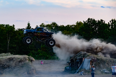 August 15, 2020-Pine Valley Raceway 'Mega Trucks Plus T& T'-ND5_0010