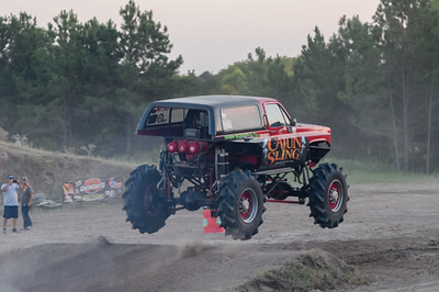 August 15, 2020-Pine Valley Raceway 'Mega Trucks Plus T& T'-ND5_0038