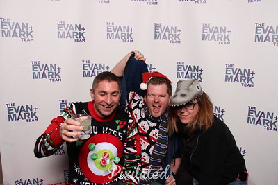 Evan and Mark Team Holiday Party 12.8.16
