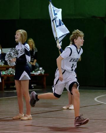 Evangel Basketball