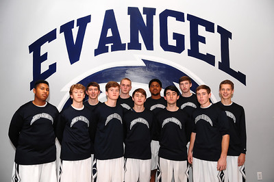 Evangel v Hope Senior Night 2-6-2015